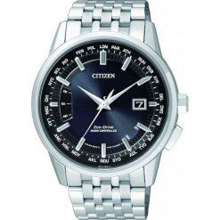 ZEGAREK CITIZEN Radio Controlled CB0150-62L. Niebieskie zegarki męskie CITIZEN, ze stali. Za 1780,00 zł.