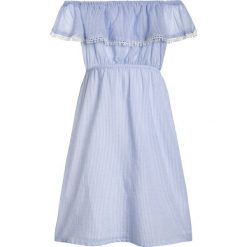Sukienki dziewczęce letnie: Mini Molly GIRL DRESS Sukienka letnia blue