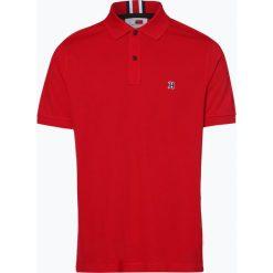 Tommy Hilfiger - Męska koszulka polo – Lewis Hamilton, czerwony. Szare koszulki polo marki TOMMY HILFIGER, z bawełny. Za 299,95 zł.