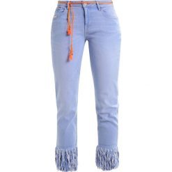 Rurki damskie: H.I.S MARA Jeansy Slim Fit greatest light blue wash
