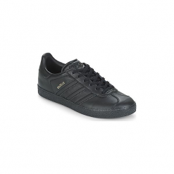 Buty Dziecko adidas  GAZELLE J. Czarne trampki chłopięce Adidas. Za 269,00 zł.