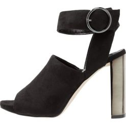 Sandały damskie: New Look SHONNY Sandały na obcasie black