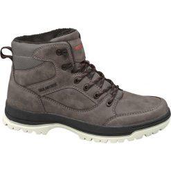 Kozaki męskie Highland Creek popielate. Czarne buty zimowe męskie marki House. Za 159,90 zł.