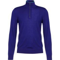 PS by Paul Smith Sweter navy. Niebieskie swetry klasyczne męskie marki PS by Paul Smith, m, z materiału. W wyprzedaży za 605,40 zł.