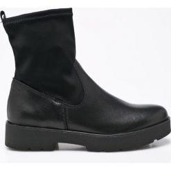 S. Oliver - Botki. Szare buty zimowe damskie marki S.Oliver, z gumy. W wyprzedaży za 179,90 zł.