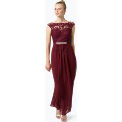 Sukienki: Lipsy - Damska sukienka wieczorowa, czerwony