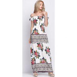 Sukienki: Biała Sukienka Say It Right