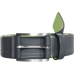 Paski męskie: BOSS Green TYMOS Pasek medium grey