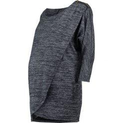 Swetry klasyczne damskie: 9Fashion SOCORRO Sweter anthracite