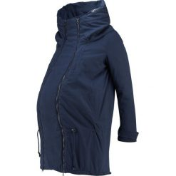Płaszcze damskie: MAMALICIOUS NEW TIKKA Płaszcz zimowy navy blazer