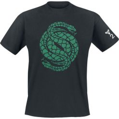 Destiny 2 - Gambit T-Shirt czarny. Czarne t-shirty męskie z nadrukiem Destiny, s, z okrągłym kołnierzem. Za 74,90 zł.