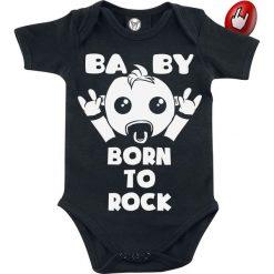 Odzież dziecięca: Baby Born To Rock Body czarny