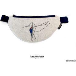 Torebki klasyczne damskie: nerka saszetka koliber – standard
