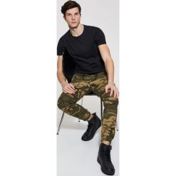 Spodnie męskie: Joggery moro – Wielobarwn
