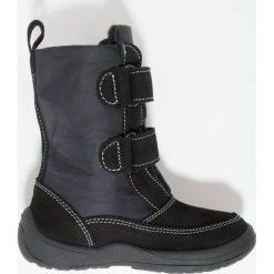 Fullstop. Śniegowce black. Szare buty zimowe damskie marki fullstop., z materiału. W wyprzedaży za 125,40 zł.