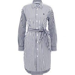 Polo Ralph Lauren Sukienka koszulowa black. Czarne sukienki letnie marki Polo Ralph Lauren, polo. Za 839,00 zł.