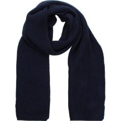 Szal TOMMY JEANS - Tju Basic Rib Scarf AU0AU00288 496. Niebieskie szaliki damskie Tommy Jeans, z bawełny. Za 229,00 zł.