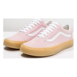 Vans UA OLD SKOOL Tenisówki i Trampki chalk pink. Szare tenisówki damskie marki Vans, z materiału. Za 359,00 zł.