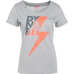 Dynafit GRAPHIC Tshirt z nadrukiem alloy. Czerwone t-shirty damskie marki Dynafit, z materiału. Za 149,00 zł.