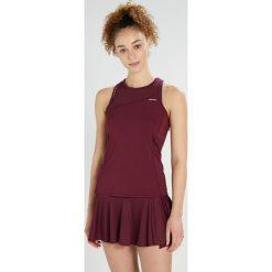 Head VISION TANK Koszulka sportowa brown. Czerwone t-shirty damskie Head, l, z elastanu. Za 149,00 zł.