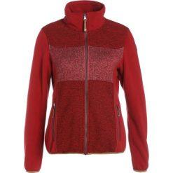 Icepeak TAIPA Kurtka z polaru carmine. Czerwone kurtki sportowe damskie Icepeak, z materiału. W wyprzedaży za 174,30 zł.