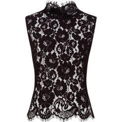 Bluzki asymetryczne: IVY & OAK Bluzka black