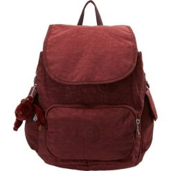 Kipling CITY PACK S Plecak burnt carmine. Czerwone plecaki damskie Kipling. Za 359,00 zł.
