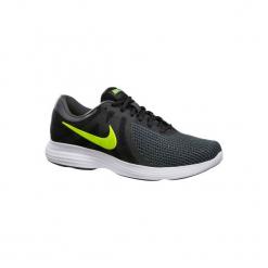 Buty do szybkiego marszu Revolution 4 męskie czarno-żółte. Czarne buty fitness męskie marki Nike. W wyprzedaży za 139,99 zł.