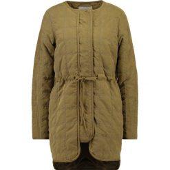 Płaszcze damskie pastelowe: Vila VIFORREST  Krótki płaszcz vetiver