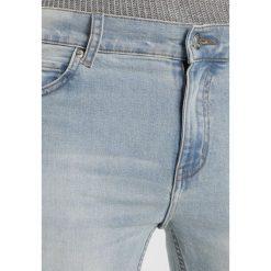 Cheap Monday TIGHT  Jeans Skinny Fit cure blue. Niebieskie rurki męskie Cheap Monday. W wyprzedaży za 146,30 zł.