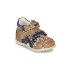 Sandały Dziecko  Geox  B KAYTAN B. C. Brązowe sandały chłopięce Geox. Za 153,30 zł.