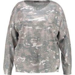 Bluzy rozpinane damskie: Open End CAMO Bluza original