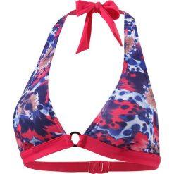 Biustonosz bikini w kolorze niebiesko-różowym. Czerwone biustonosze z fiszbinami Najlepsze stroje na plażę, z materiału. W wyprzedaży za 43,95 zł.