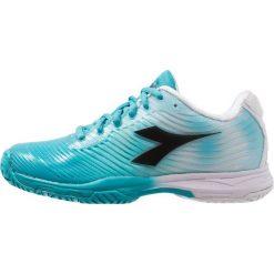 Diadora S.COMPETITION 4 AG Obuwie multicourt ceramic/white. Niebieskie buty do tenisu damskie Diadora. Za 419,00 zł.