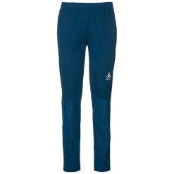 Odlo Spodnie tech. Odlo Pants STRYN PRINT                                - 622162 - 622162/20333/L. Szare spodnie sportowe damskie marki Odlo. Za 242,85 zł.
