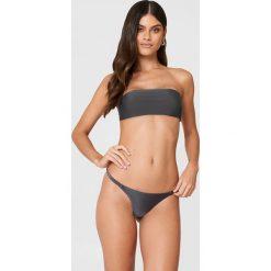 FAYT Góra od bikini Brooks - Grey. Różowe bikini marki FAYT, z haftami. Za 89,95 zł.