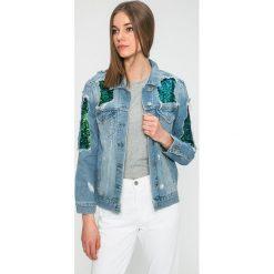 Bomberki damskie: Guess Jeans - Kurtka