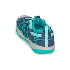 Sandały sportowe Dziecko  Keen  MOXIE SANDAL. Niebieskie buty sportowe dziewczęce marki Keen. Za 167,30 zł.