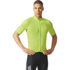 Adidas Koszulka rowerowa Supernova Climachill Jersey M limonkowa r. S (AI2816). Odzież rowerowa męska Adidas, m. Za 299,00 zł.