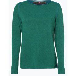 Lieblingsstück - Sweter damski z dodatkiem kaszmiru – Halina, zielony. Zielone swetry klasyczne damskie Lieblingsstück, z kaszmiru. Za 429,95 zł.