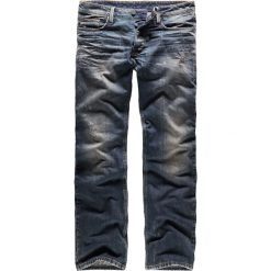 Black Premium by EMP Marc Jeansy niebieski. Czarne jeansy męskie z dziurami marki Black Premium by EMP. Za 244,90 zł.