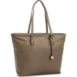 Torebka COCCINELLE - BF8 Clementine Soft E1 BF8 11 03 01 Taupe 175. Brązowe torebki klasyczne damskie marki Coccinelle, ze skóry, duże. W wyprzedaży za 809,00 zł.