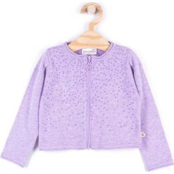 Coccodrillo - Sweter dziecięcy 62-86 cm. Białe swetry dziewczęce marki COCCODRILLO, m, z bawełny, z okrągłym kołnierzem. Za 65,90 zł.