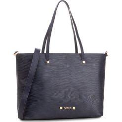 Torebka NOBO - NBAG-D3130-C013 Granatowy. Niebieskie torebki klasyczne damskie Nobo, ze skóry ekologicznej, duże. W wyprzedaży za 129,00 zł.
