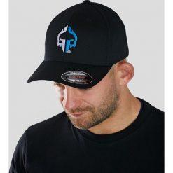 Akcesoria męskie: Ground Game Sportswear Czapka z daszkiem męska Logo czarna r. XS/S (CAPLOXSS)