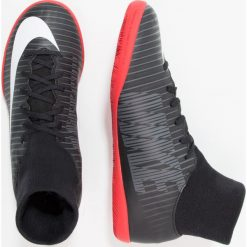 Buty skate męskie: Nike Performance MERCURIALX VICTORY 6 DF IC Halówki black/dark grey/university red/white
