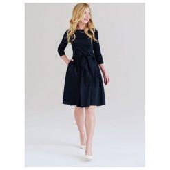 Sukienki: Sukienka Melia czarna 32