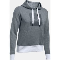Under Armour Bluza damska Threadborne Fleece BL Hoodie szara r.S (1298592-008). Szare bluzy sportowe damskie Under Armour, s. Za 184,14 zł.