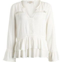 Tuniki damskie: Cream KALAN BLOUSE Tunika chalk