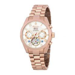 """Zegarki męskie: Zegarek """"Inglewood"""" w kolorze różowegozłota"""